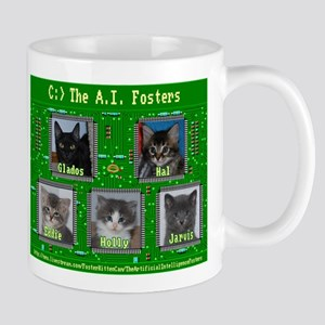 Motherboard Of AI Fosters Mugs
