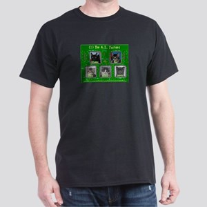 Motherboard Of AI Fosters Dark T-Shirt