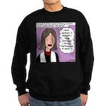 Kierkegaard Sermons Sweatshirt (dark)