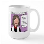 Kierkegaard Sermons Large Mug