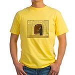Wittenburg Door Yellow T-Shirt