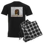 Wittenburg Door Men's Dark Pajamas