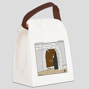 Wittenburg Door Canvas Lunch Bag