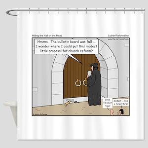 Wittenburg Door Shower Curtain