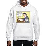 Kierkegaard Poetry Hooded Sweatshirt