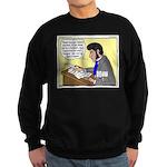 Kierkegaard Poetry Sweatshirt (dark)