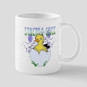 Synchro Chick Mugs