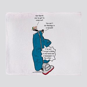 Barths Vacuum Throw Blanket