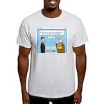Calvin and Predestination Light T-Shirt