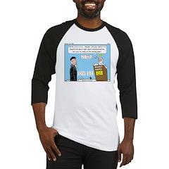 Calvin and Predestination Baseball Jersey