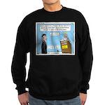 Calvin and Predestination Sweatshirt (dark)
