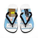 Calvin and Predestination Flip Flops
