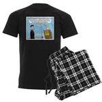 Calvin and Predestination Men's Dark Pajamas
