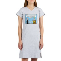 Calvin and Predestination Women's Nightshirt