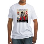 Offering Pirates Fitted T-Shirt