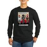 Offering Pirates Long Sleeve Dark T-Shirt