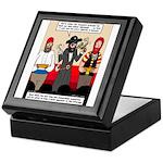 Offering Pirates Keepsake Box