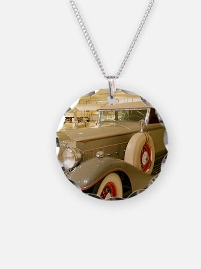 1933 Packard Sedan Necklace