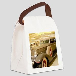1933 Packard Sedan Canvas Lunch Bag