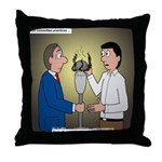 Bad Committee Practices Throw Pillow