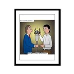 Bad Committee Practices Framed Panel Print