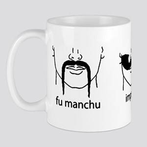 moustache-crop6 Mug
