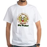 China Blessings Big Brother White T-Shirt