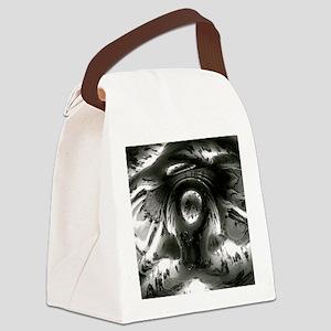 Bean Canvas Lunch Bag