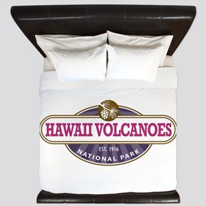 Hawaii Volcanoes National Park King Duvet