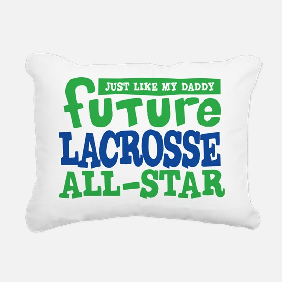 future all star BOY Rectangular Canvas Pillow