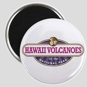 Hawaii Volcanoes National Park Magnets