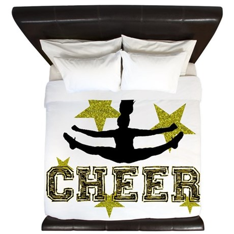 Cheerleader King Duvet