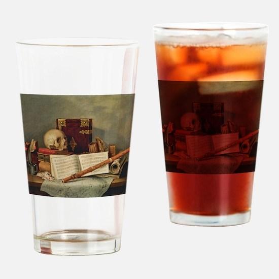 Nicolas Henri Jeaurat de Bertry Vanitas Drinking G