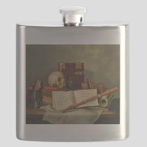 Nicolas Henri Jeaurat de Bertry Vanitas Flask