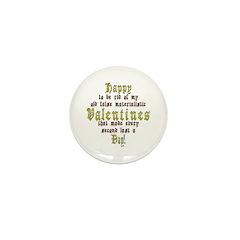 Happy ... Day! Mini Button (100 pack)