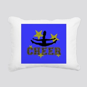 Cheerleader Rectangular Canvas Pillow