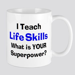 life skills 11 oz Ceramic Mug