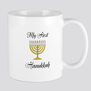 My First Hanukkah Mug