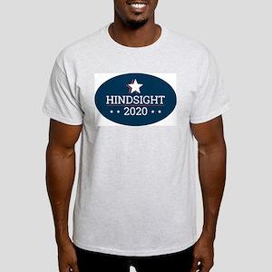 2020 Hindsight Election Campaign Design-Ov T-Shirt