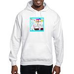 Tarot Fool Hooded Sweatshirt