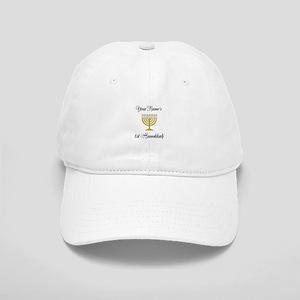 Custom 1st Hanukkah Cap