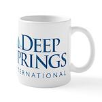 Deep Springs International logo Mugs