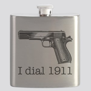 Dial 1911 Flask