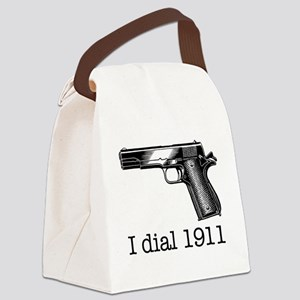 Dial 1911 Canvas Lunch Bag