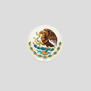 Mexico COA Mini Button