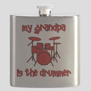 drums_mygrandpaisthedrummer Flask