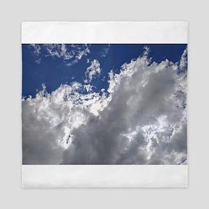 Clouds Queen Duvet