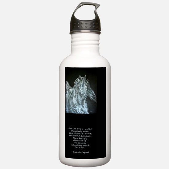 Legend of the Horse Water Bottle