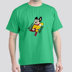 Mighty Mouse Dark T-Shirt