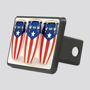 Puerto_Rico_Conga_HR Rectangular Hitch Cover